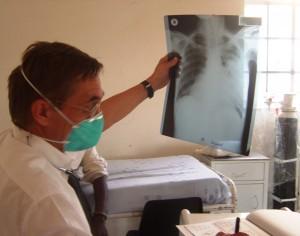 Patient xray